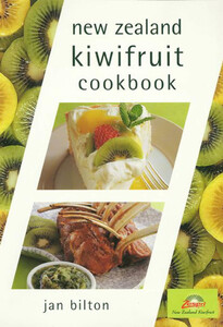 New Zealand Kiwifruit Cookbook